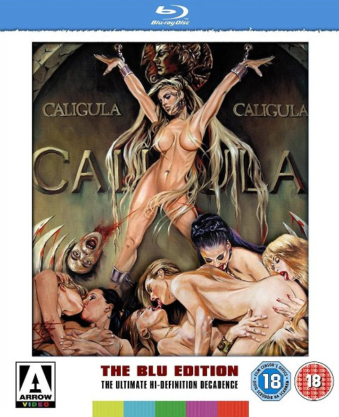 Калигула / Caligula (1979) [FRE Transfer | Remastered | Extended Uncensored] BDRip 720p, 1080p, BD-Remux