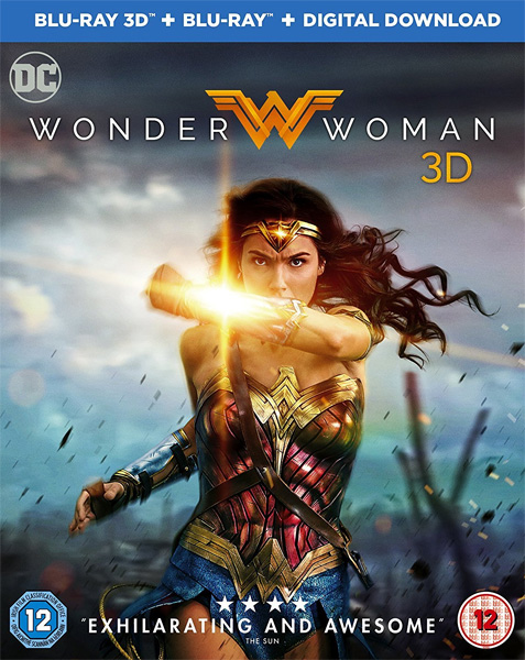 Чудо-женщина / Wonder Woman (2017) BDRip 720p, 1080p, 3D (HOU), BD-Remux