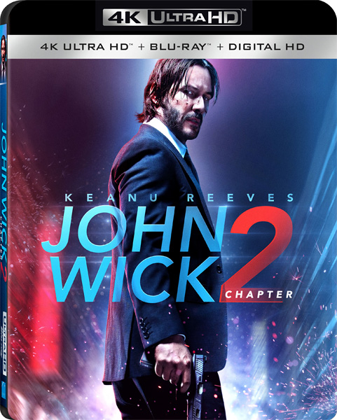 Джон Уик 2 / John Wick: Chapter Two (2017) 4K HDR BD-Remux