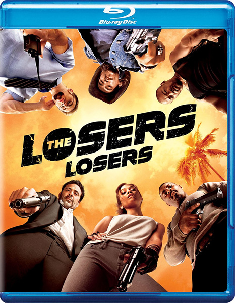 Лузеры / The Losers (2010) BDRip 720p, 1080p, BD-Remux