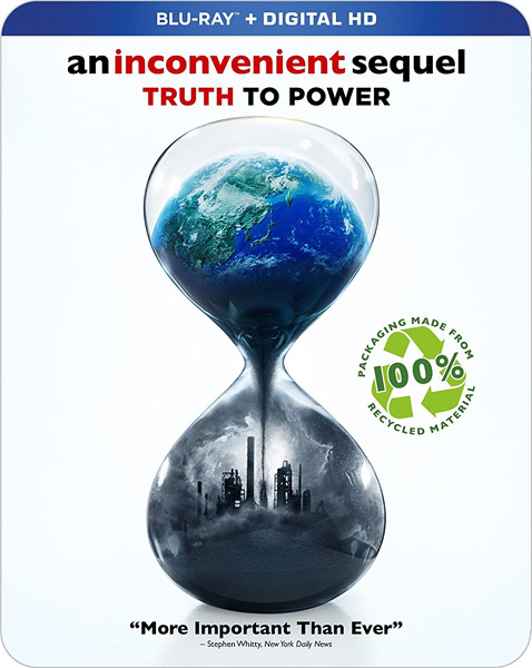 Неудобная планета / An Inconvenient Sequel (2017) Blu-Ray CEE