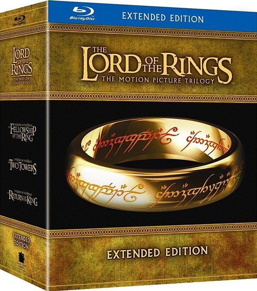 Властелин колец: Трилогия / The Lord of the Rings: Trilogy (2001-2003) [Extended Edition] BDRip 720p, 1080p, BD-Remux
