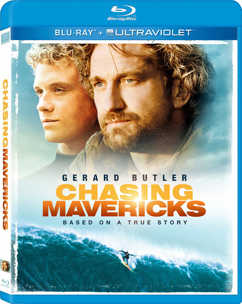 Покорители волн / Chasing Mavericks (2012) BDRip 720p, 1080p, BD-Remux