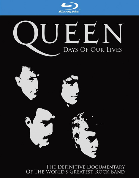 Queen: Days of Our Lives (2011) BDRip 1080p, Blu-Ray Disc