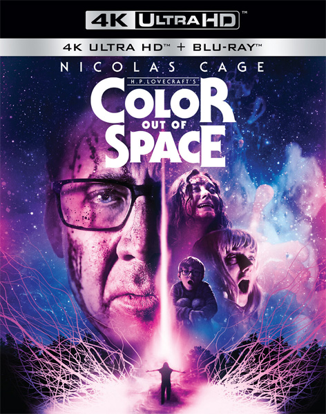 Цвет из иных миров / Color Out of Space (2019) 4K SDR BD-Remux