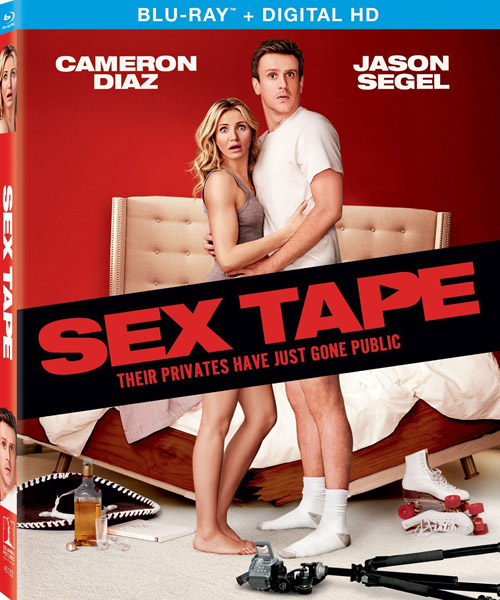Домашнее видео / Sex Tape (2014) BDRip 720p, 1080p, Blu-Ray CEE