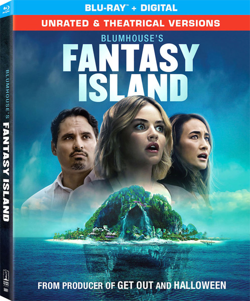 Остров фантазий / Fantasy Island (2020) [Unrated] BDRip 720p, 1080p, BD-Remux, Blu-Ray EUR [2in1: Theatrical & Unrated]