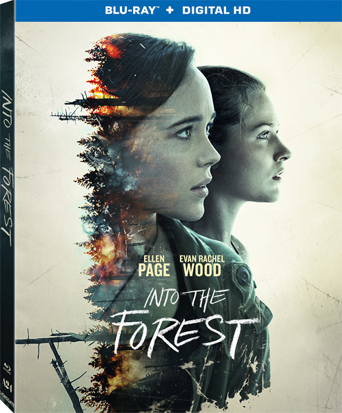 В изоляции / В лесу / Into the Forest (2015) BDRip 720p, 1080p, BD-Remux