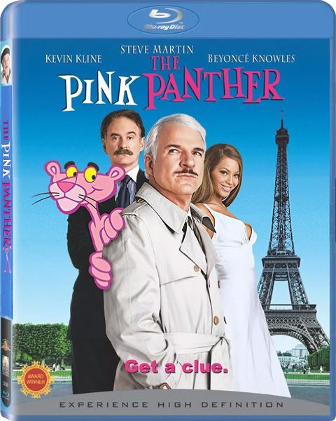 Розовая Пантера / The Pink Panther (2006) BDRip 720p, 1080p, Blu-Ray CEE