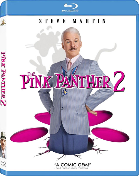 Розовая пантера 2 / The Pink Panther 2 (2009) BDRip 720p, 1080p, Blu-Ray CEE