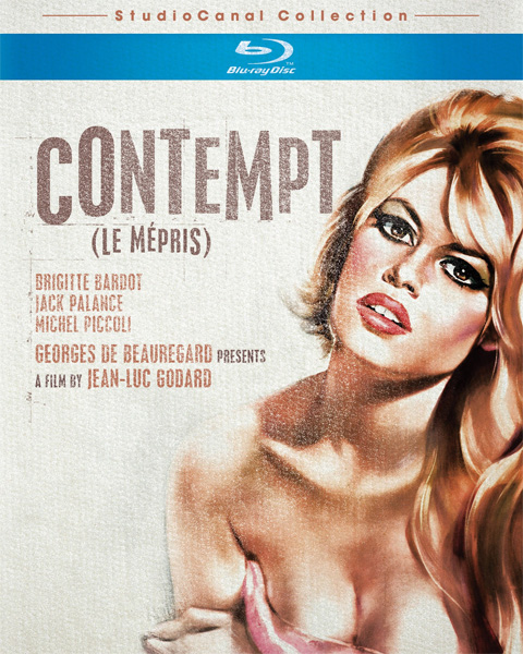 Презрение / Сдохни / Contempt / Le mepris (1963) BDRip 720p, 1080p, BD-Remux