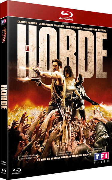 Стая / The Horde / La Horde (2009) [UNRATED] BDRip 720p, 1080p, BD-Remux