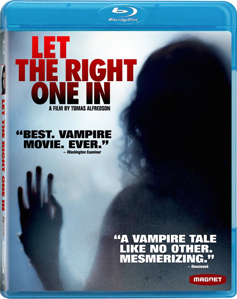 Впусти меня / Let the Right One In / Lat den ratte komma in (2008) BDRip 720p, 1080p, BD-Remux