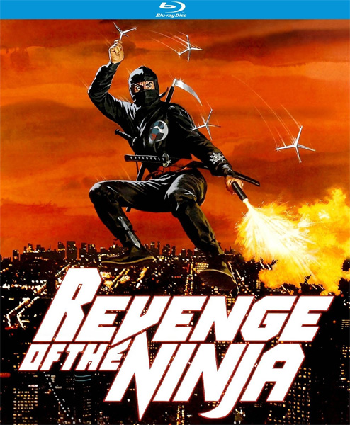 Месть ниндзя / Revenge of the Ninja (1983) BDRip 720p, 1080p, BD-Remux