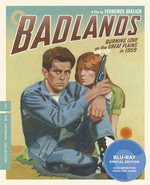 Пустоши / Badlands (1973) [Criterion] BDRip 720p, 1080p, BD-Remux