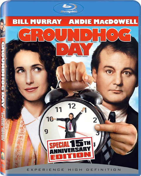День Сурка / Groundhog Day (1993) BDRip 720p, 1080p, BD-Remux