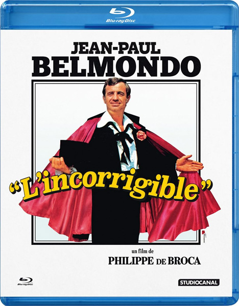 Неисправимый / L'Incorrigible (1975) BDRip 720p, 1080p, BD-Remux