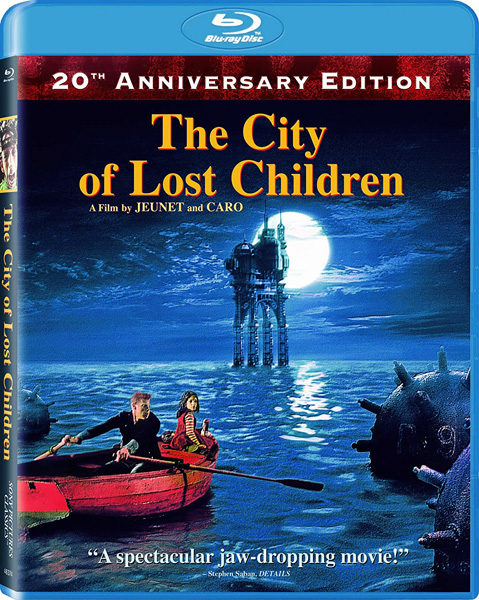 Город потерянных детей / The City of Lost Children / La cité des enfants perdus (1995) BDRip 720p, 1080p, BD-Remux