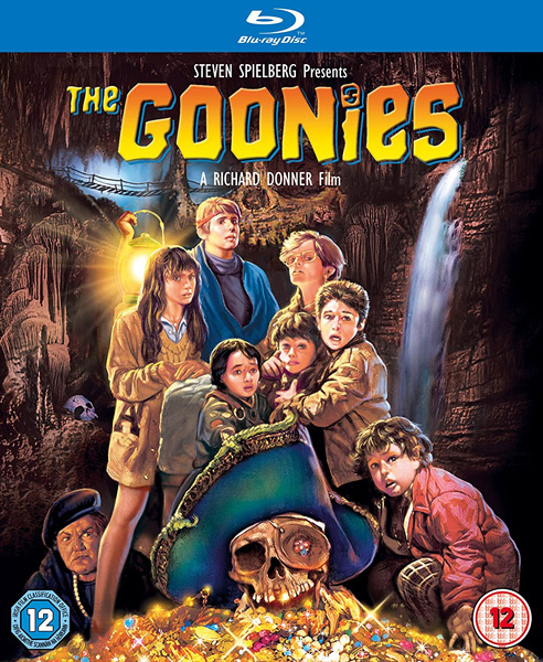 Балбесы / The Goonies (1985) BDRip 720p, 1080p, BD-Remux