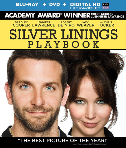 Мой парень – псих / Silver Linings Playbook (2012) BDRip 720p, 1080p, BD-Remux