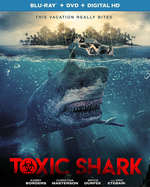 Ядовитая акула / Токсичная акула / Toxic Shark (2017) BDRip 1080p