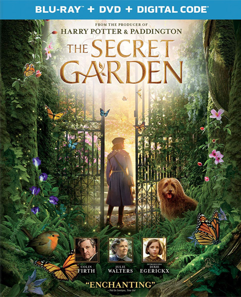 Таинственный сад / The Secret Garden (2020) BDRip 720p, 1080p, BD-Remux