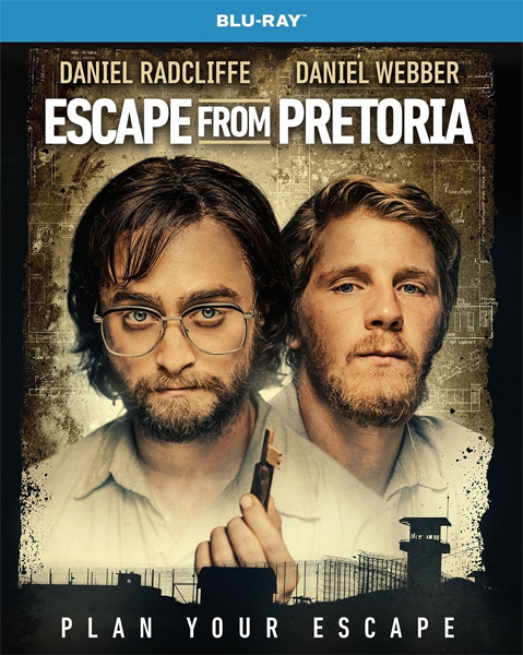 Побег из Претории / Escape from Pretoria (2020) BDRip 720p, 1080p, BD-Remux