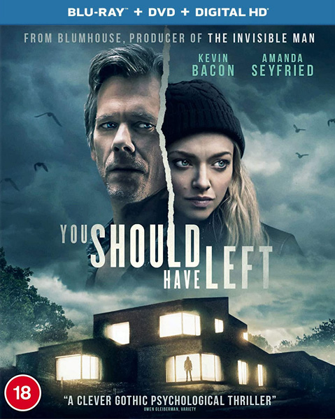 Тебе стоило уйти / You Should Have Left (2020) BDRip 720p, 1080p, BD-Remux