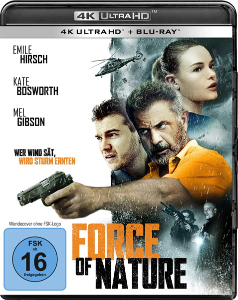 Сила стихии / Force of Nature (2020) [Extended Cut] 4K SDR BD-Remux