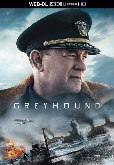 Грейхаунд / Greyhound (2020) 4K HDR WEB-DL 2160p
