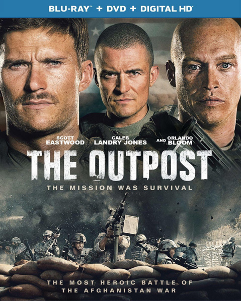 Форпост / The Outpost (2020) BDRip 720p, 1080p, BD-Remux