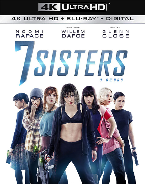 Тайна 7 сестер / Seven Sisters / What Happened to Monday (2017) 4K HDR BD-Remux