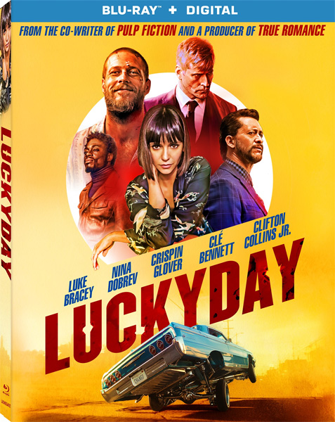 Киллер по вызову / Lucky Day (2019) {Fixed} BDRip 720p, 1080p, BD-Remux