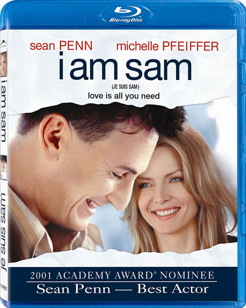 Я - Сэм / I Am Sam (2001) BDRip 720p, 1080p, BD-Remux