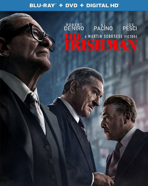 Ирландец / The Irishman (2019) BDRip 720p, 1080p, BD-Remux