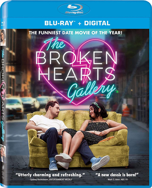 Галерея разбитых сердец / The Broken Hearts Gallery (2020) BDRip 720p, 1080p, BD-Remux