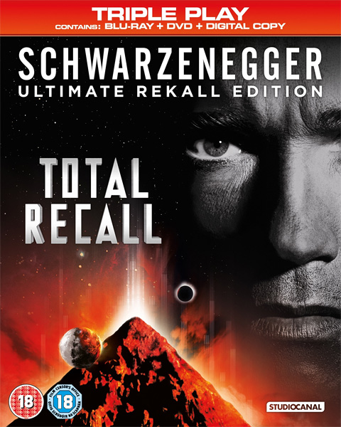 Вспомнить всё / Total Recall (1990) [Ultimate Rekall Edition] BDRip 720p, 1080p, BD-Remux