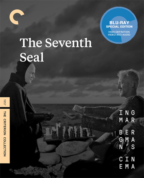 Седьмая печать / The Seventh Seal / Det sjunde inseglet (1957) [Criterion] BDRip 720p, 1080p, BD-Remux