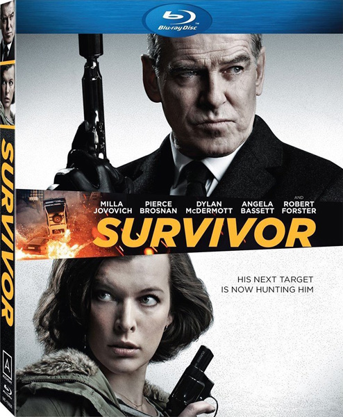 Уцелевшая / Survivor (2015) BDRip 720p, 1080p, BD-Remux