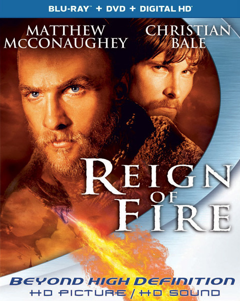 Власть огня / Reign of Fire (2002) BDRip 720p, 1080p, BD-Remux