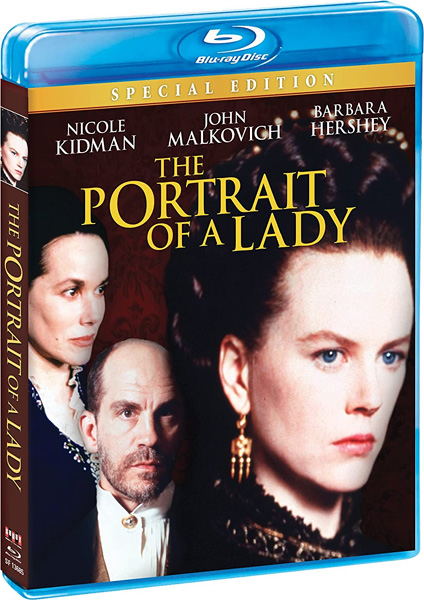Портрет леди / The Portrait of a Lady (1996) BDRip 720p, 1080p, BD-Remux