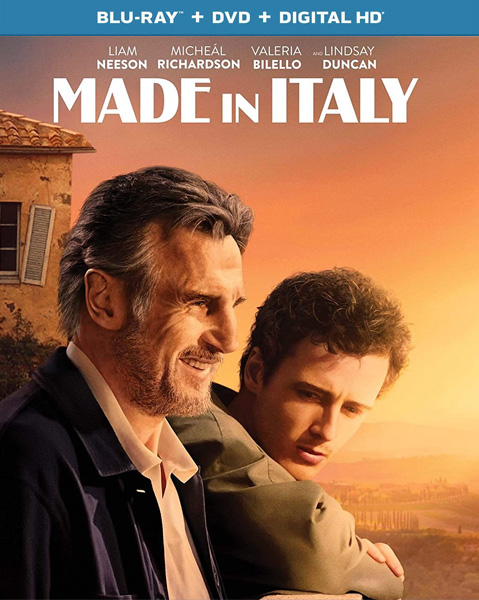 Сделано в Италии / Made in Italy (2020) BDRip 720p, 1080p, BD-Remux