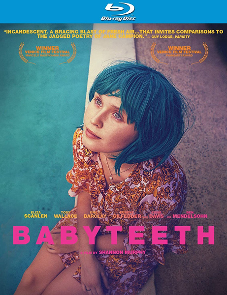 Молочные зубы / Babyteeth (2019) BDRip 720p, 1080p, BD-Remux