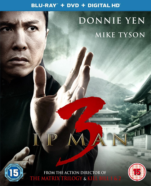 Ип Ман 3 / Ip Man 3 / Yip Man 3 (2015) BDRip 720p, 1080p, BD-Remux
