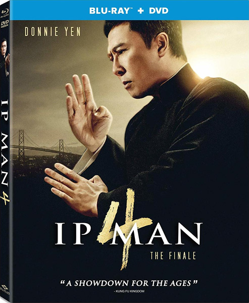 Ип Ман 4 / Ip Man 4: The Finale / Yip Man 4 (2019) BDRip 720p, 1080p, BD-Remux