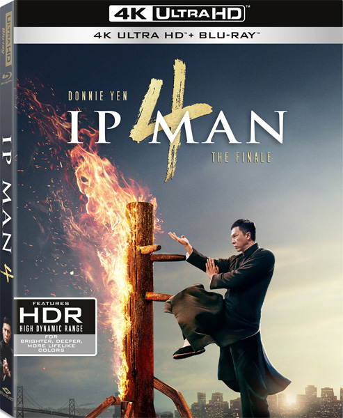 Ип Ман 4 / Ip Man 4: The Finale / Yip Man 4 (2019) 4K HDR BD-Remux