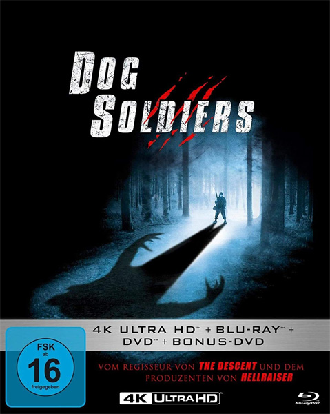 Псы-воины / Dog Soldiers (2002) 4K SDR BD-Remux