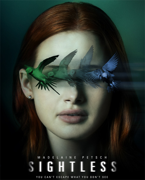 Незрячая / Слепая / Sightless (2020) WEB-DL 720p, 1080p