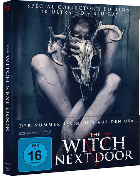 Первая ведьма / The Wretched / The Witch Next Door (2019) 4K SDR BD-Remux