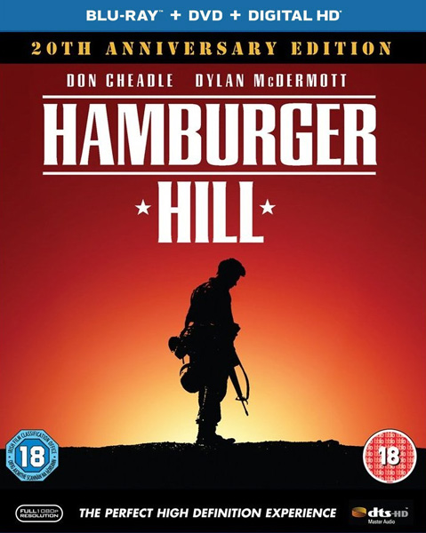 Высота Гамбургер / Hamburger Hill (1987) BDRip 720p, 1080p, BD-Remux